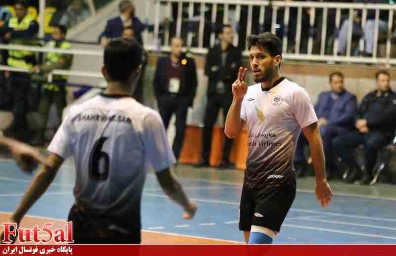 ۷بازیکن از تیم فوتسال ارژن شیراز جدا شدند