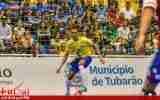 بازیکن تیم ملی برزیل در راه گیتی پسند