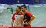 سنگ سفیدی: نیمه دوم بازی برابر سن ایچ را باید در اصفهان پیروز شویم