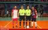 گزارش تصویری/بازی تیم های ستارگان ورامین با گیتی پسند اصفهان