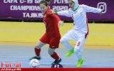 پایان کار تیم بانوان زیر ۲۰ سال با پیروزی مقابل قرقیزستان