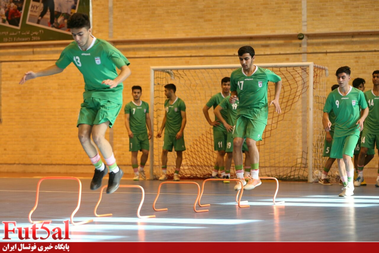زمان تمرینات تیم ملی فوتسال «ب» مشخص شد
