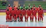 دختران ایران با ۱۲ گل ترکمنستان را شکست دادند