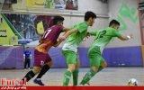 گزارش تصویری/بازی تیم های ایرالکو اراک با نفت امیدیه
