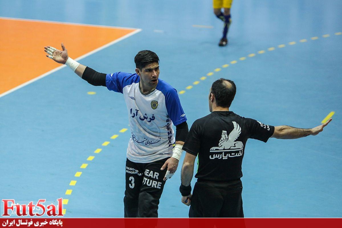 محمدی: می خواهم گلر اصلی تیم ملی در جام جهانی باشم