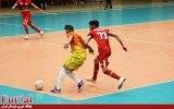 گزارش تصویری/بازی تیم های مقاومت البرز با هایپر شاهین شهر