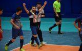 گزارش تصویری / بازی تیمهای سفیر گفتمان تهران و کراپ الوند قزوین