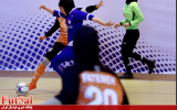 گزارش تصویری/ بازی تیم های بانوان سایپای تهران با حفاری خوزستان