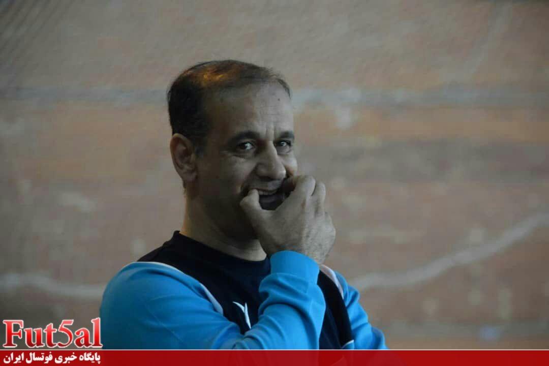 سرنوشت سرمربی لیگ برتر فوتسال دوشنبه مشخص میشود