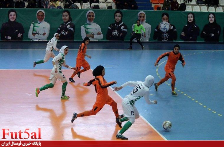 گزارش تصویری/بازی تیم های بانوان هیات خراسان رضوی با مس رفسنجان