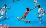 فینال لیگ برتر فوتسال روی هوا