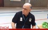 مربی فوتسال ایران به دلیل کرونا درگذشت