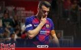 کاپیتان بارسلونا:مهمترین بحث سلامتی است/کمترین چیزی که برای من اهمیت دارد قهرمانی در لیگ است