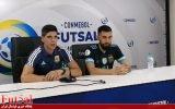 سرمربی تیم ملی فوتسال آرژانتین: نگران سرعت جام جهانی فوتسال بودم/ به بهترین شکل آماده میشویم