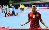 بازیکن تیم ملی ویتنام: حضور ایران، تایلند و ژاپن در جام جهانی فوتسال قطعی است