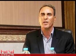 باجیوند : باید تصمیمی بگیریم  که پرسپولیس، سپاهان و تراکتور معترض نشوند