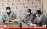 جلسه هماهنگی بازی فینال لیگ برتر در هیات فوتبال آذربایجان شرقی