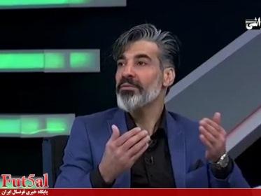 شمسایی: تیم امید نیاز به حمایت دارد/ باید به انتخابهای ناظمالشریعه احترام گذاشت