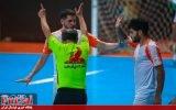 داوران بازی برگشت فینال لیگ برتر