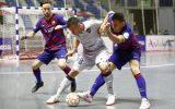 شروع هیجان فوتسال در اسپانیا / دست بوفالو به جام نرسید
