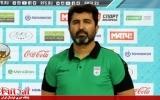 ناظم الشریعه:حتی با دو تیم هم در تورنمنت کیش شرکت می کنیم/آمادگی بازیکنان تیم ملی برای ما از هر چیزی مهمتر است/منتظریم زمان شروع لیگ مشخص شود