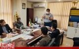 برگزاری جلسه هماهنگی لیگ دسته اول+گزارش تصویری