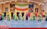 اردوی تیم ملی فوتسال زیر ۲۰ سال فردا به پایان میرسد
