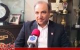 عراقی زاده:با یک باخت به حاشیه نمی رویم/شمسایی کارش را بلد است/تا آخرین ثانیه لیگ از کادرفنی حمایت می کنیم