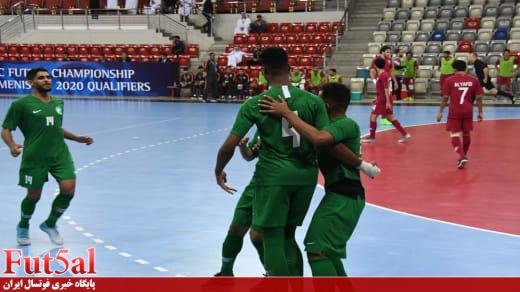 اردوی حریف تیم ملی فوتسال ایران از سهشنبه آغاز میشود