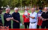 گزارش تصویری/تقدیر باشگاه هنرمندان حامی از حسین شمس