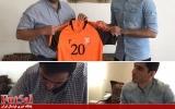 ششمین سال حضور صمیمی در تیم آذری / دروازه بان تیم ملی در مس ماندنی شد