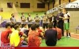 هادی زاده: بعد از ۱۱ سال فوتسال کرمان را لیگ برتری میکنیم+گزارش تصویری آخرین تیم فولاد سیرجان
