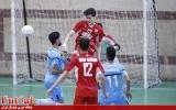گزارش تصویری/ فینال لیگ دسته اول فوتسال کشور
