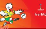 ایوارتیتو ؛ نماد جام جهانی فوتسال لیتوانی
