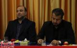 مراسم معارفه کادرفنی و بازیکنان گیتی پسند برگزار شد/عراقی زاده:طولانیترین مذاکره در چندین سال اخیر با یک مربی را با شمسایی داشتیم
