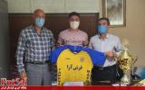 لژیونر فوتسال ایران به فرش آرا پیوست