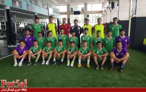 گزارش تصویری/ مرحله دوم اردوی تیم ملی جوانان زیر ۲۰ سال