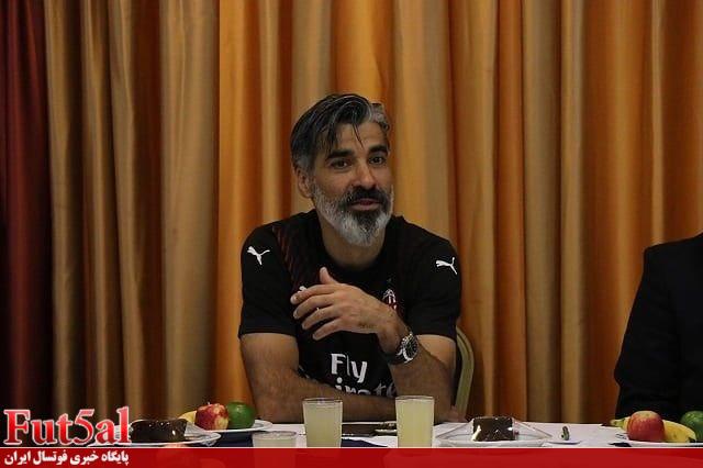 شمسایی:از بازیکنان به دلیل تحمل تمرینات وحشتناک و سخت تیم تشکر می کنم/وضعیت هاشم زاده هفته بعد مشخص می شود