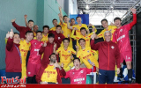 قهرمانی اسماعیل پور با شن ژن در لیگ چین
