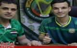بازیکنان سابق فرش آرا و گیتی پسند در لیگ عراق