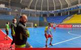 حیدریان: فرصت خوبی برای ایجاد هماهنگی بین بازیکنان فراهم شده است