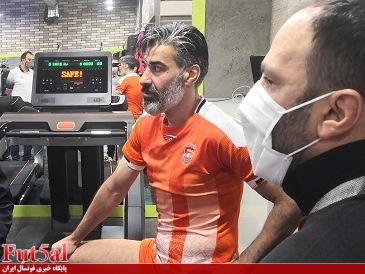 شمسایی:مسجدی گفت مجوز شروع فوتسال صادر شده است/مدیری که بزرگیاش به فوتسال است، توان اداره تیمش را ندارد/مگر چند بار میتوانیم به بازیکنان فشار بدنی وارد کنیم؟