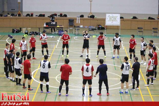 پیروزی تیم ملی فوتسال ژاپن در آخرین دیدار دوستانه سال ۲۰۲۰