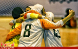 شکست خانگی سایپا در بازی رفت فینال لیگ فوتسال بانوان/ مس به قهرمانی نزدیک شد