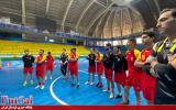فوتسالیها تماشاگر دیدار تیم ملی ایران مقابل ازبکستان