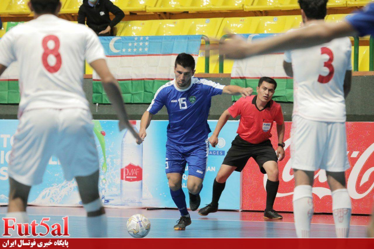 دومین پیروزی ایران مقابل ازبکستان/کامبک شاگردان ناظم الشریعه