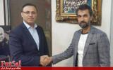 سرمربی شهید منصوری قرچک به صورت رسمی معرفی شد/سهم دینی: اتحاد رمز موفقیت شهید منصوری قرچک