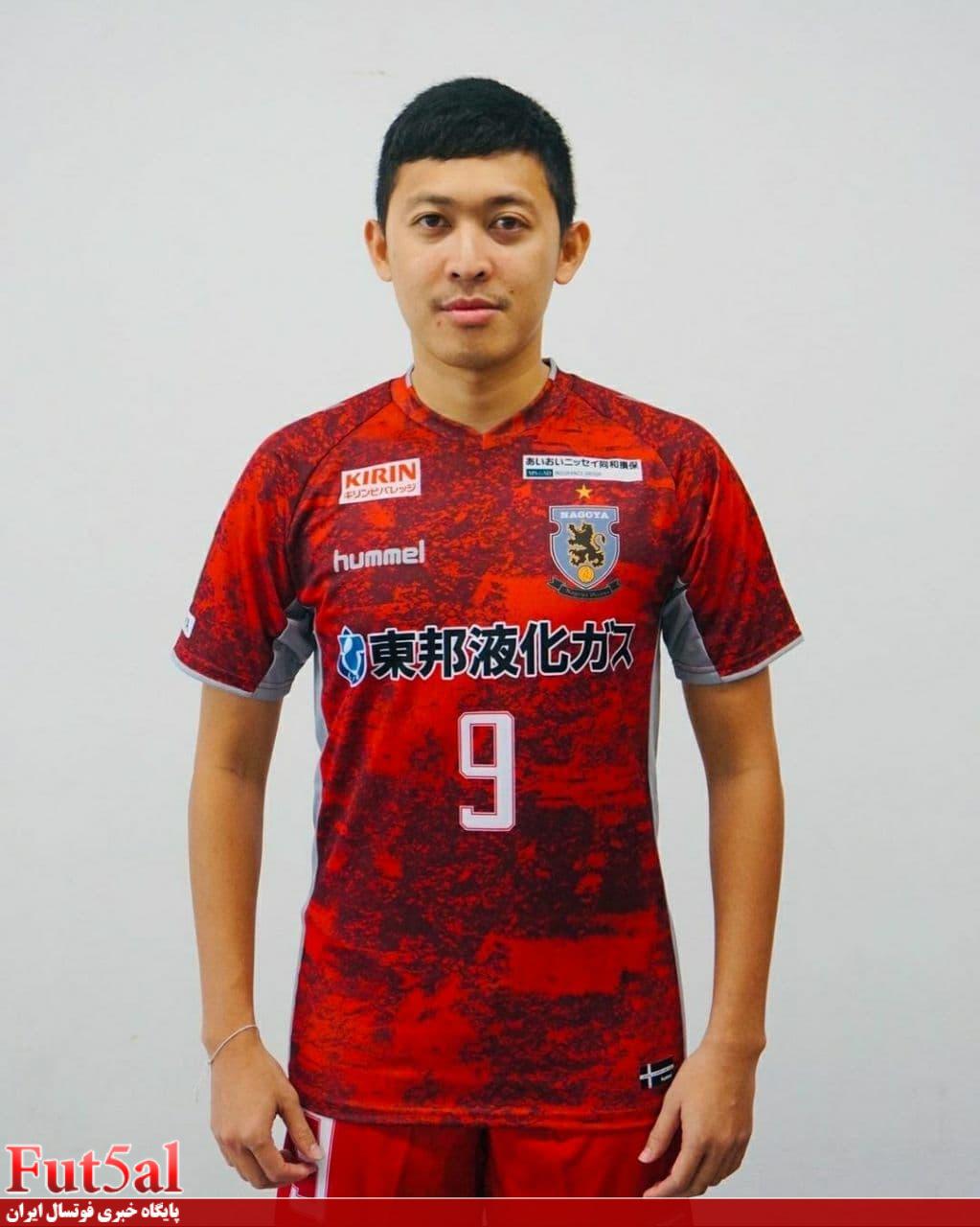 بازیکن اسبق مس سونگون به لیگ ژاپن پیوست