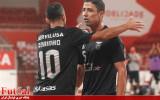 بنفیکا با دبل طیبی به صدر جدول لیگ فوتسال پرتغال رسید