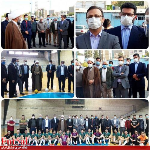 بازگشت تیم شهید منصوری قرچک به خانه/ با انسجام مسئولین شهید منصوری احیا شد